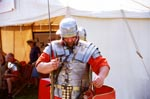Roman Legionary Soldiers - photo by Steve Greaves
